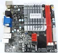 TESTBERICHT : Zotac ION ITX B-E Mainboard