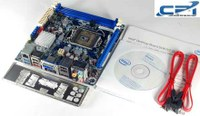 Weltpremiere : Intel DH67CF Sandy Bridge Mini-ITX Review