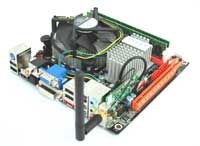 Zotac GeForce 9300-ITX WiFi (Testbericht)